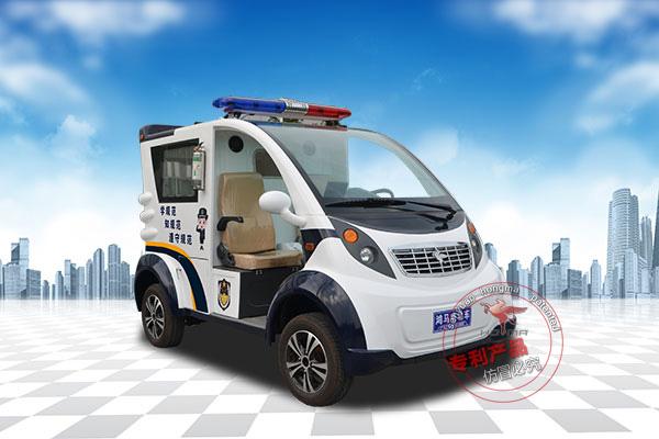 森源鸿马X5型電動囚車