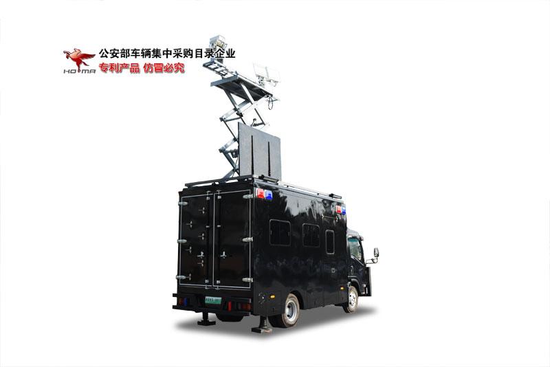 無人機低空防禦車